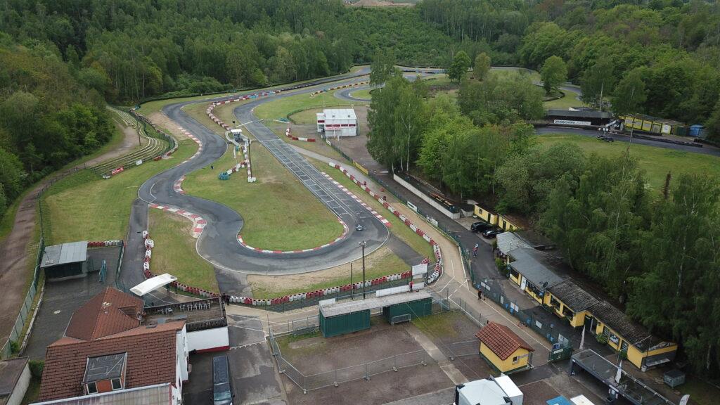 Michael Schumacher Kartbahn Kerpen